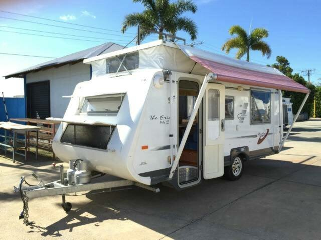 Used AVAN ERIN POP TOP, Gympie, AVAN ERIN POP TOP 1 Axle