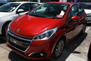 2017 Peugeot 208 Active Hatchback.