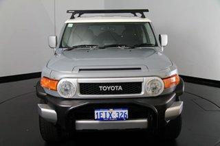 Used Toyota FJ Cruiser, Victoria Park, 2013 Toyota FJ Cruiser Wagon.