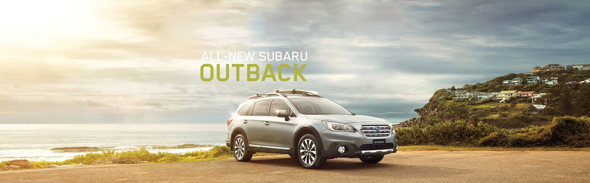 All-New Subaru Outback
