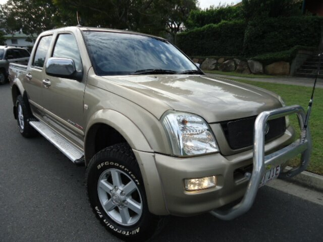 Used Holden Rodeo LT (4x4), Chermside, 2004 Holden Rodeo LT (4x4) RA