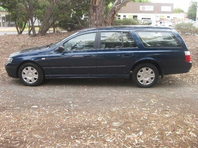 Used Ford Falcon XT, Beverley, 2005 Ford Falcon XT Wagon