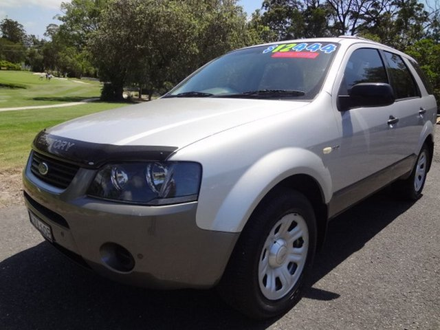Used Ford Territory TX AWD, Coffs Harbour, 2007 Ford Territory TX AWD Wagon