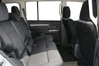 2017 Mitsubishi Pajero GLX Wagon.