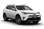 New Toyota RAV4, Toyotaways, Rockingham
