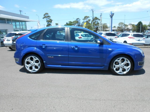 Used Ford Focus XR5 Turbo, Nowra, 2006 Ford Focus XR5 Turbo LS Hatchback