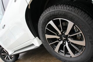 2017 Mitsubishi Pajero Sport GLS Wagon.