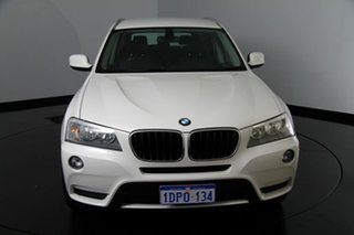 Used BMW X3 xDrive20d Steptronic, Victoria Park, 2011 BMW X3 xDrive20d Steptronic Wagon.