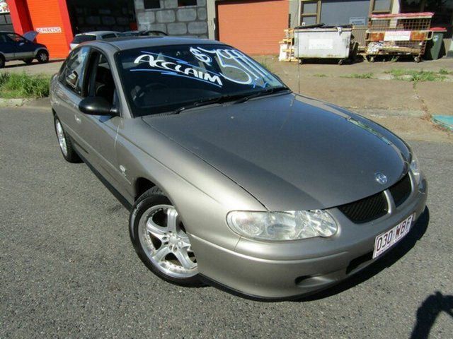 Used Holden Commodore Acclaim, Moorooka, 2002 Holden Commodore Acclaim VX II Sedan