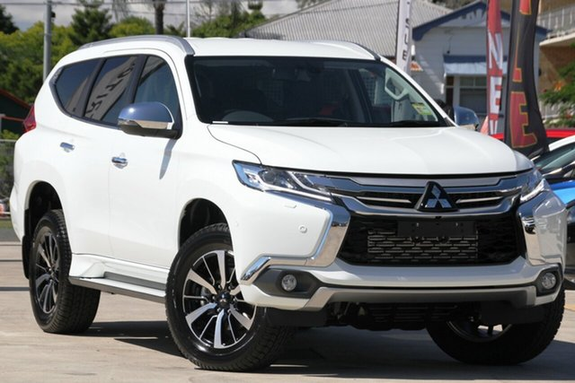 Demonstrator, Demo, Near New Mitsubishi Pajero Sport Exceed, Toowong, 2018 Mitsubishi Pajero Sport Exceed Wagon