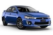 New Mitsubishi Lancer, Blue Ribbon Motors, Yamanto