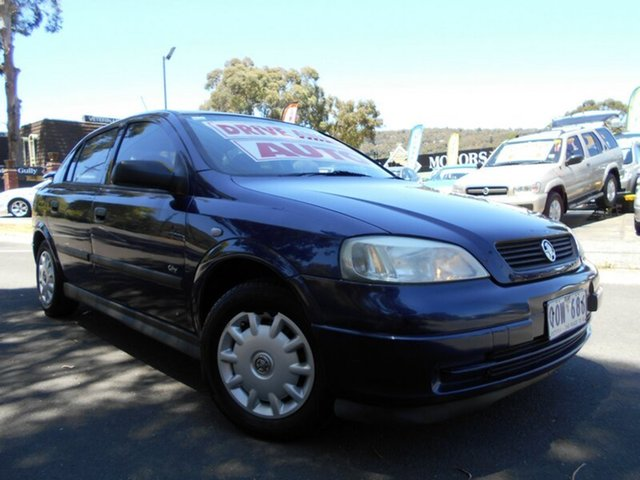 Used Holden Astra City, Upper Ferntree Gully, 2000 Holden Astra City Hatchback