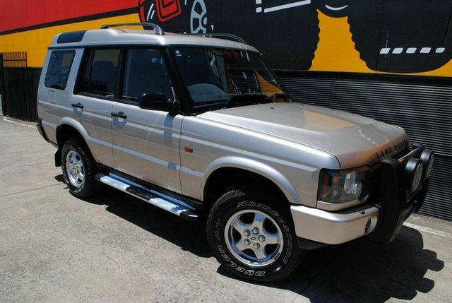 Used Land Rover Discovery SE Td5, Melrose Park, 2003 Land Rover Discovery SE Td5 03MY Wagon