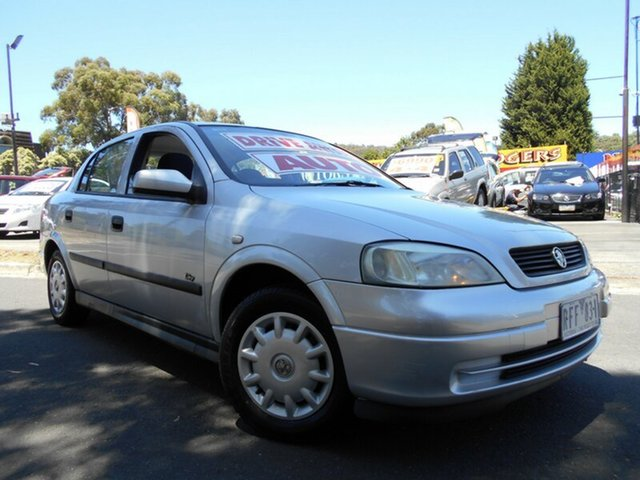 Used Holden Astra City, Upper Ferntree Gully, 2001 Holden Astra City Sedan