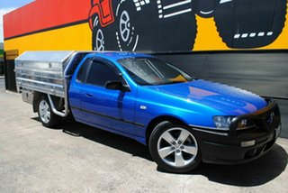 Used Ford Falcon XL Super Cab, Melrose Park, 2006 Ford Falcon XL Super Cab BF Mk II Cab Chassis