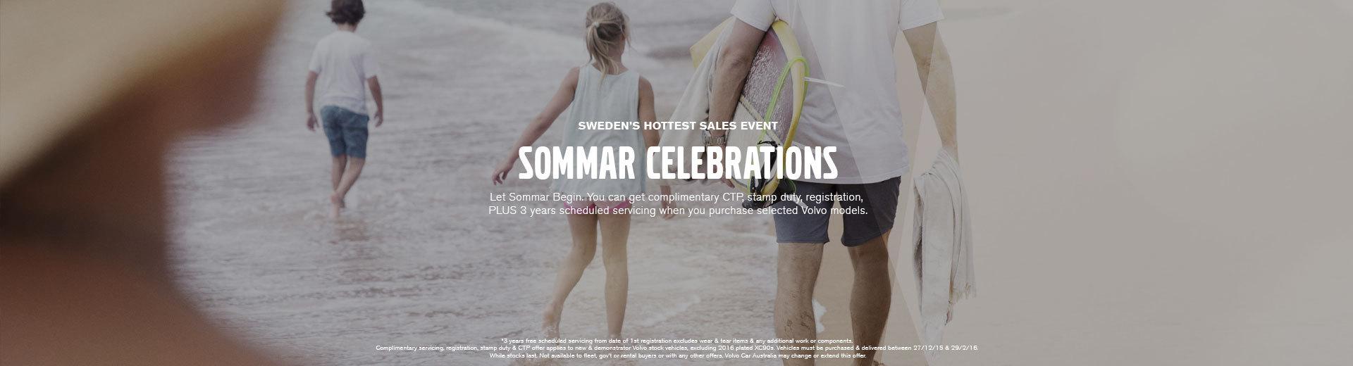 Sommar Celebrations