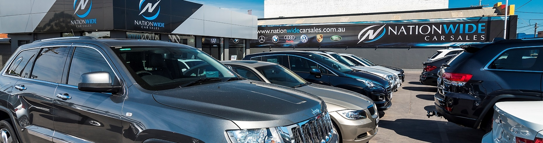 Nationwide Car Sales | Banner 4