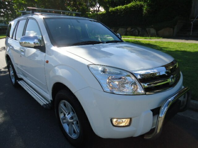 Used Great Wall X240 (4x4), Chermside, 2011 Great Wall X240 (4x4) CC6461KY Wagon