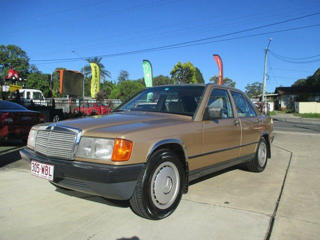 Used Mercedes-Benz 190E 190E, Capalaba, 1985 Mercedes-Benz 190E 190E Sedan