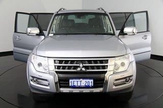 Used Mitsubishi Pajero Exceed, Victoria Park, 2015 Mitsubishi Pajero Exceed Wagon.
