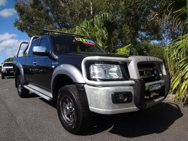 Used Ford Ranger XL Super Cab, Coffs Harbour, 2008 Ford Ranger XL Super Cab Utility
