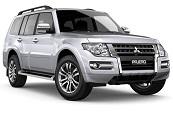 New Mitsubishi Pajero, Blue Ribbon Motors, Yamanto