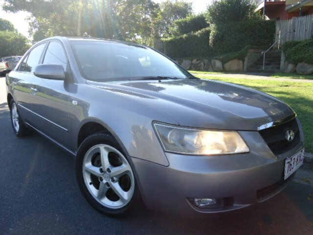 Used Hyundai Sonata Elite, Chermside, 2005 Hyundai Sonata Elite NF Sedan