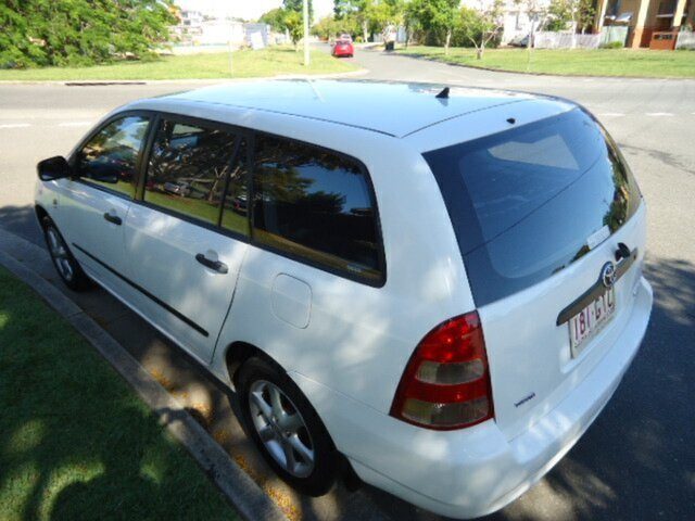 Used Toyota Corolla Ascent, Chermside, 2002 Toyota Corolla Ascent ZZE122R Wagon