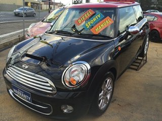 Discounted Used Mini Cooper D Bayswater, Holland Park, 2012 Mini Cooper D Bayswater R56 MY12 Hatchback