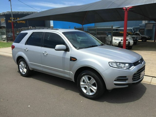 Discounted Used Ford Territory TX (RWD), Toowoomba, 2011 Ford Territory TX (RWD) Wagon