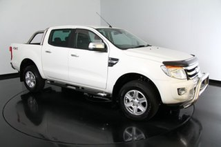 Used Ford Ranger XLT Double Cab, Victoria Park, 2013 Ford Ranger XLT Double Cab Utility.