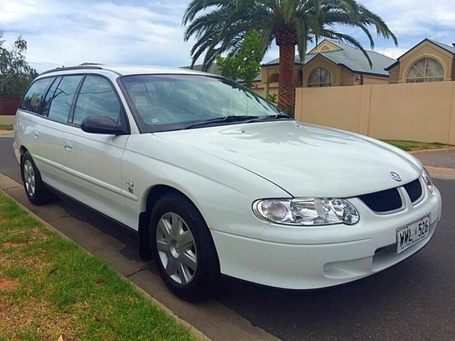 Used Holden Commodore Acclaim, Somerton Park, 2002 Holden Commodore Acclaim Wagon