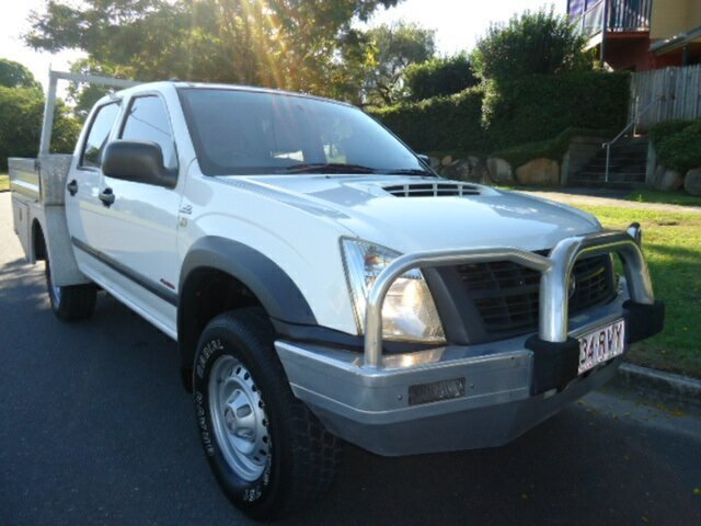 Used Holden Rodeo LX, Chermside, 2007 Holden Rodeo LX RA MY08
