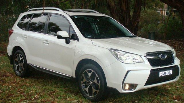 Used Subaru Forester XT Lineartronic AWD Premium, Queanbeyan, 2013 Subaru Forester XT Lineartronic AWD Premium Wagon