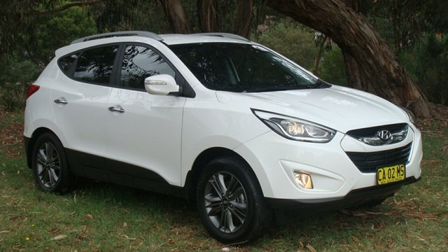 Used Hyundai ix35 Elite AWD, Queanbeyan, 2014 Hyundai ix35 Elite AWD Wagon