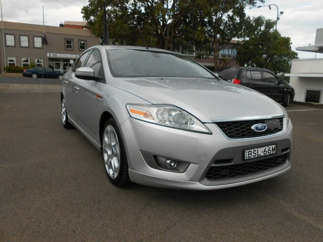 Used Ford Mondeo Titanium, Nowra, 2010 Ford Mondeo Titanium MB Hatchback