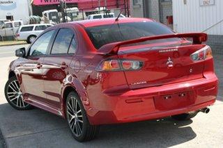2017 Mitsubishi Lancer GSR Sedan.