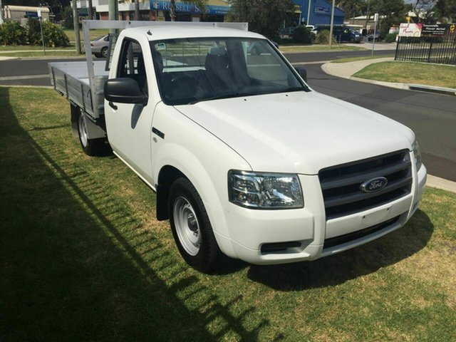 Used Ford Ranger XL (4x2), Toowoomba, 2008 Ford Ranger XL (4x2) Trayback