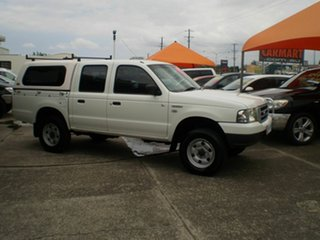 Used Ford Courier XL (4x4), Morayfield, 2006 Ford Courier XL (4x4) PH Crewcab