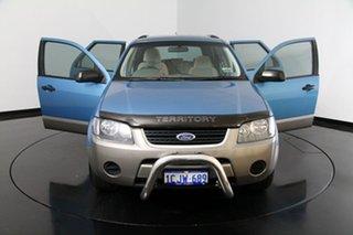 Used Ford Territory SR AWD, 2006 Ford Territory SR AWD Wagon.