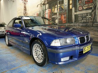 Used BMW 318IS Sport, Marrickville, 1999 BMW 318IS Sport E36 Coupe