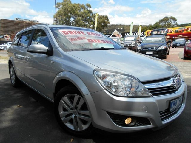 Used Holden Astra CDTi, Upper Ferntree Gully, 2008 Holden Astra CDTi Wagon