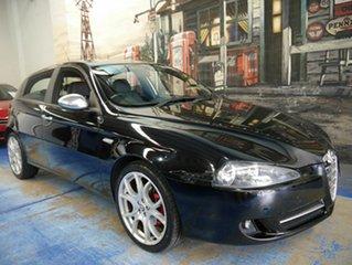 Used Alfa Romeo 147 JTD M-JET, Marrickville, 2008 Alfa Romeo 147 JTD M-JET MY2005 Hatchback