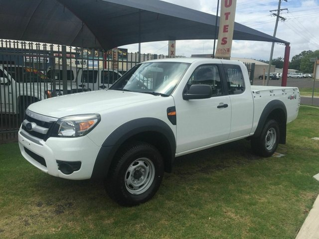 Used Ford Ranger XL (4x4), Toowoomba, 2009 Ford Ranger XL (4x4) Spacecab