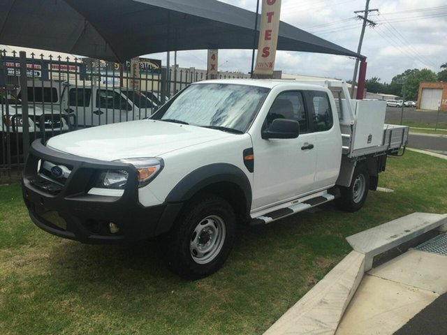 Used Ford Ranger XL (4x4), Toowoomba, 2009 Ford Ranger XL (4x4) Super Cab Chassis
