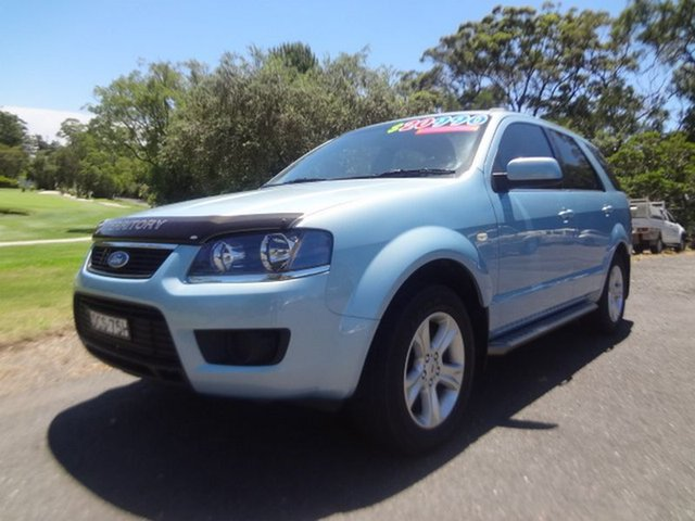 Used Ford Territory TX, Coffs Harbour, 2009 Ford Territory TX Wagon