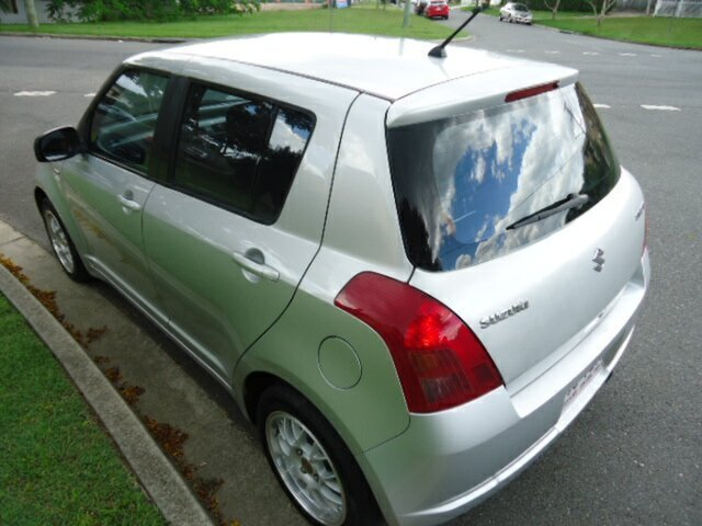 Used Suzuki Swift, Chermside, 2005 Suzuki Swift EZ Hatchback