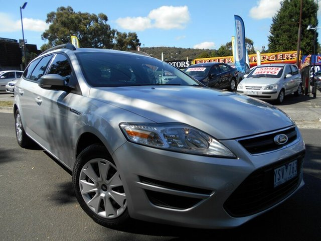 Used Ford Mondeo LX Tdci, Upper Ferntree Gully, 2011 Ford Mondeo LX Tdci Wagon