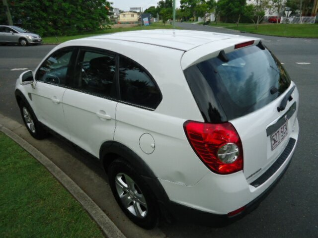 Used Holden Captiva SX (4x4), Chermside, 2008 Holden Captiva SX (4x4) CG MY08 Wagon