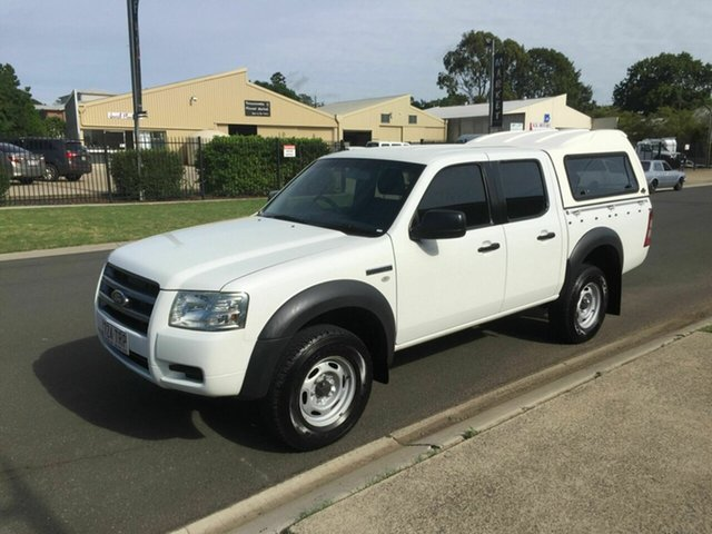 Used Ford Ranger XL (4x2), Toowoomba, 2007 Ford Ranger XL (4x2) Dual Cab